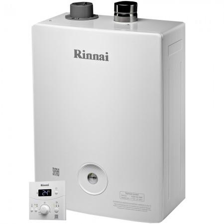 Котел Rinnai BR-K16 (RB-137 KMF) газовый настенный двухконтурный